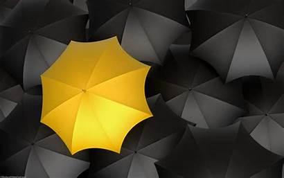 Umbrella Yellow Wallpapers Desktop Windows Ge Message