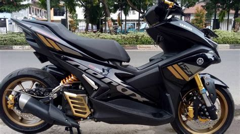 Aerox Modification by 21 Cool Modifications Yamaha Aerox 155 Clipzui