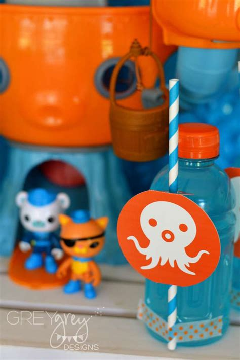 octonauts birthday party ideas photo 26 of 48 catch my