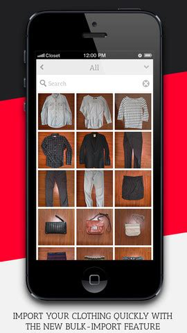 closet app update brings grid based creation