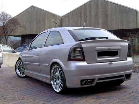 housse siege polo pare chocs arriere tuning quot sport edition quot opel astra g 98