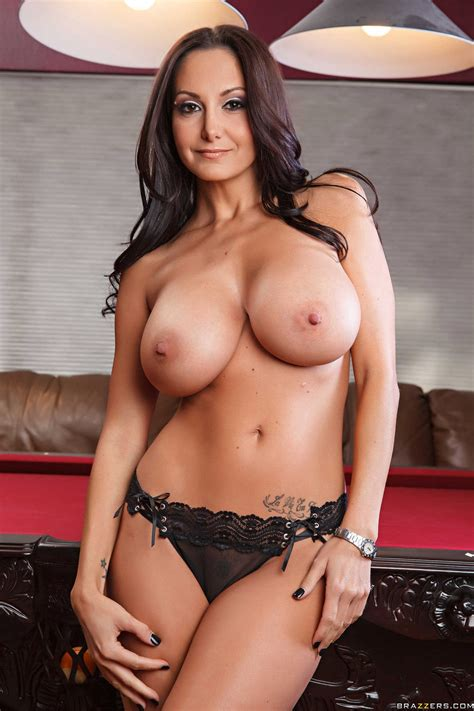Ava Addams In Winter Boots Exposes Her Sexy Body My