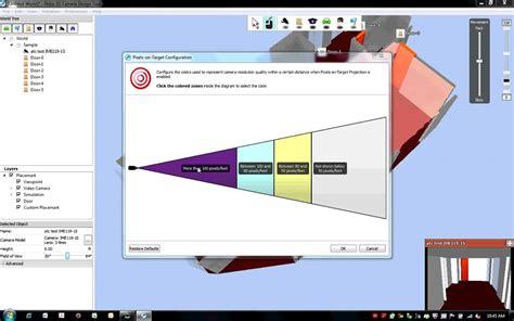 camera design tool tutorial  pelco youtube