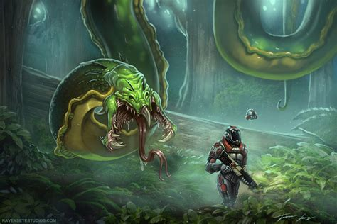 [OOC] Galaxy Of Monsters - (Alien Monster Hunter RP ...