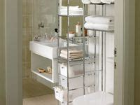 1000+ Images About Small Bathroom Solutions On Pinterest