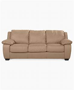 blair leather full sleeper sofa bed furniture macy39s With macys leather sectional sleeper sofa
