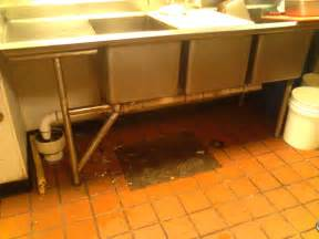 How To Fix Sink Drain by A Trap Of Grease Blue Collar Workman