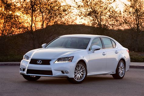 2014 Lexus Gs450h Reviews And Rating  Motor Trend