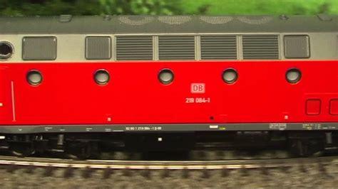 Modellbahnneuheiten (483) Piko 59838 Br 219 Youtube