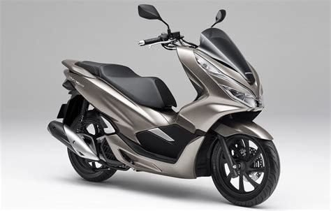 2018 Honda Pcx150 Introduced In America