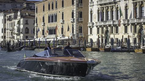 Riva Boats Venice by Riva Lounge The Gritti Palace Grand Canal Terrace