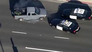 High-speed GTA-style police chase comes to dramatic end as ...