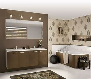 Tapeten Badezimmer Beispiele : badezimmer tapeten gestalten sie ihren pers nlichen erholungsort ~ Markanthonyermac.com Haus und Dekorationen