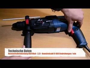 Bohrhammer Test 2017 : bosch gbh 2 28 dfv bohrhammer test asurekazani ~ Michelbontemps.com Haus und Dekorationen