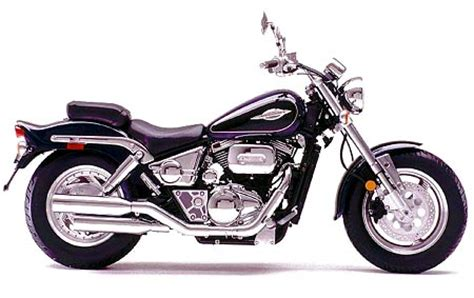 97 Suzuki Marauder by Suzuki Models 1997 Page 1