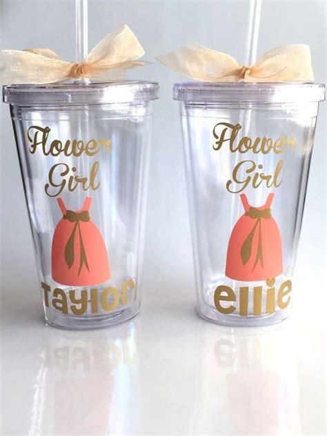 ideas  flower girl gifts  pinterest