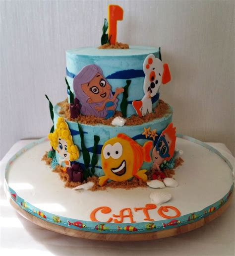 guppies cake decorations 28 images 1000 images about