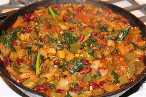 vegan creole stew the influence of food