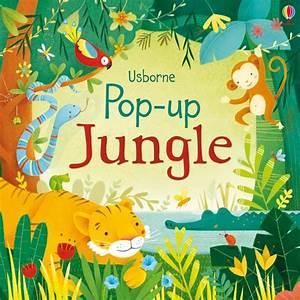 Usborne - Pop-up Book - Jungle