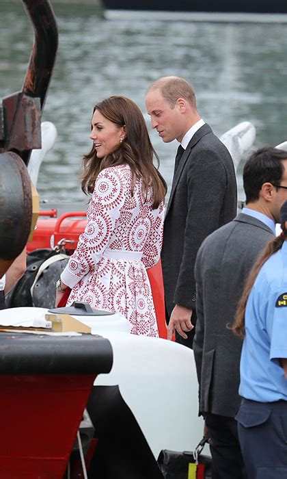 William And Kate End A Busy Day Of Vancouver Engagements