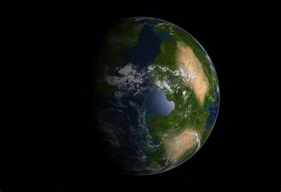 Globe Evolution Rotating Map Deviantart Thank Speculative