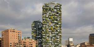 Two New 'Vertical Forest' Buildings Will Combat Air ...