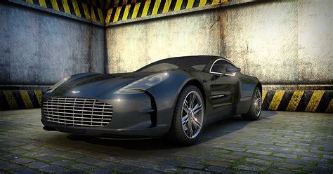Gambar Mobil Aston Martin Vanquish by Mobil Sport Aston Martin