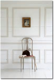 French Picture Molding On Walls