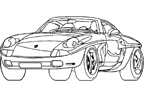 Coloring Pages Cars: Animated Images Gifs Pictures