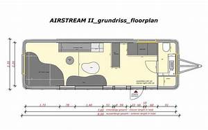 Airstream Ii Floor Plan