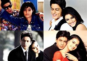 Kajol birthday special: Her on-screen romance with Shah ...
