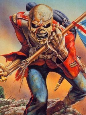 Iron Maiden Eddie Wallpaper Iron Maiden Eddie Als Videogame Held Laut De News