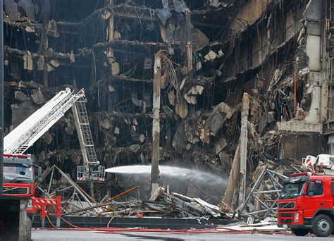 manage  large fire scene investigation