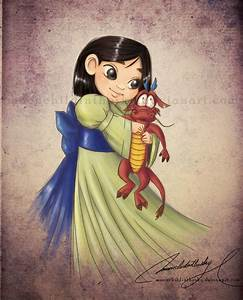 Walt Disney Characters images BABY MULAN HD wallpaper and ...