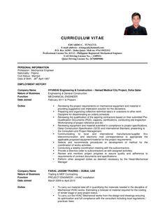 Draft Curriculum Vitae by Resultado De Imagem Para Curriculo Pronto Word Costura