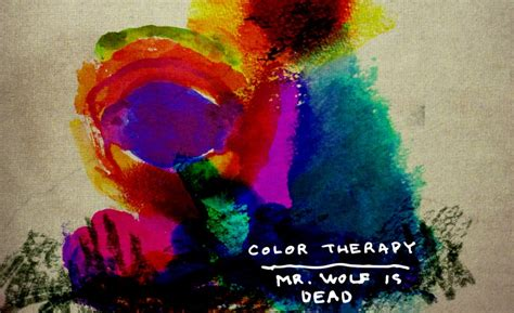 color therapy  wolf  dead mxdwn
