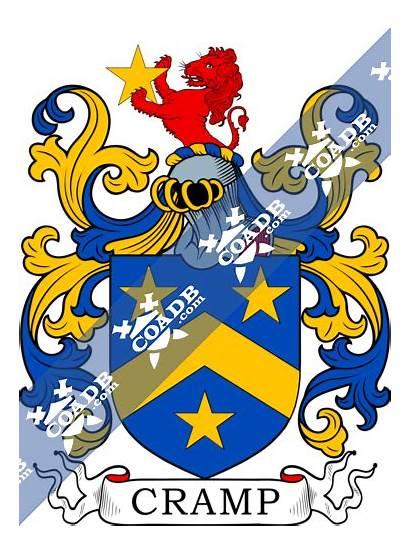 Cramp Arms Crest Coat History