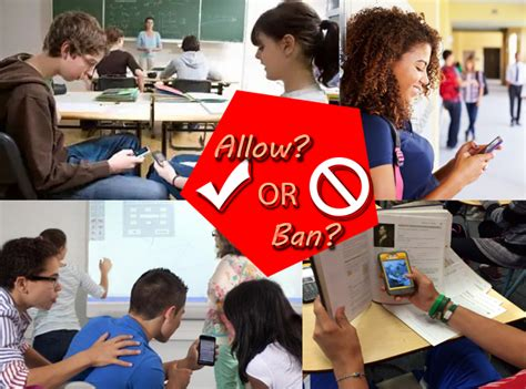 Should Mobile Phones Be Allowed In School Archives