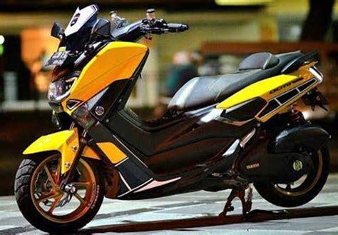 Nmax 2018 Warna Terbaru by Modifikasi Yamaha Nmax Dan Pilihan Warna Terbaru 2019