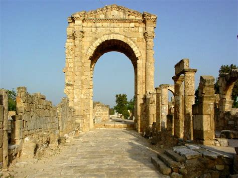 The Triumphal Arch, A Photo From Liban-sud, West
