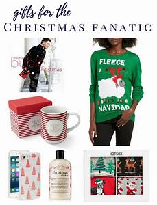 Prep For A Day GIFT GUIDE THE CHRISTMAS FANATIC