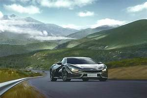 Mullen Technologies Qiantu K50 Electric Sports Car Debuts