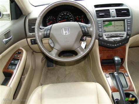 honda accord 2007 interior ivory interior 2007 honda accord hybrid sedan photo