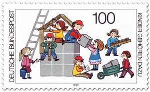 Haus Bauen Spiele : kinderspiel ein haus bauen briefmarke 1989 ~ Lizthompson.info Haus und Dekorationen