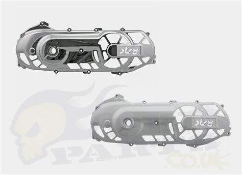 str8 engine transmission casing cover piaggio pedparts uk aerox str8 engine cover transmission casing pedparts uk