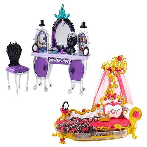 Walmart Bedding Sets Queen by Ever After High Getting Fairest Dolls Playset Case
