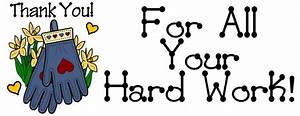 Thank You Quotes Hard Work. QuotesGram