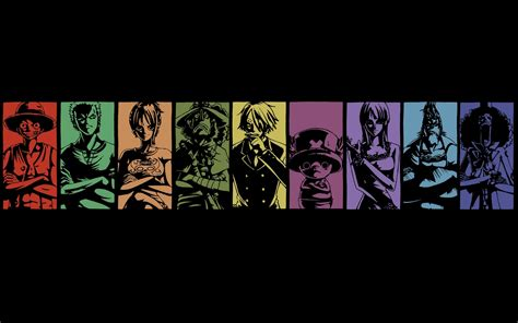One Piece Crew Wallpaper ·①