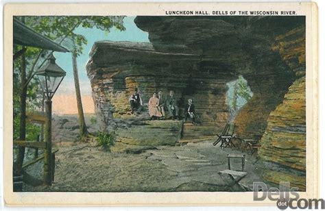 Public Boat Launch Upper Wisconsin Dells by Vintage Wisconsin Dells People