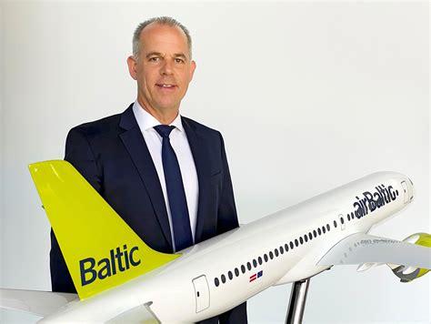 airBaltic izpilddirektors Gauss: Veselība un drošība ...